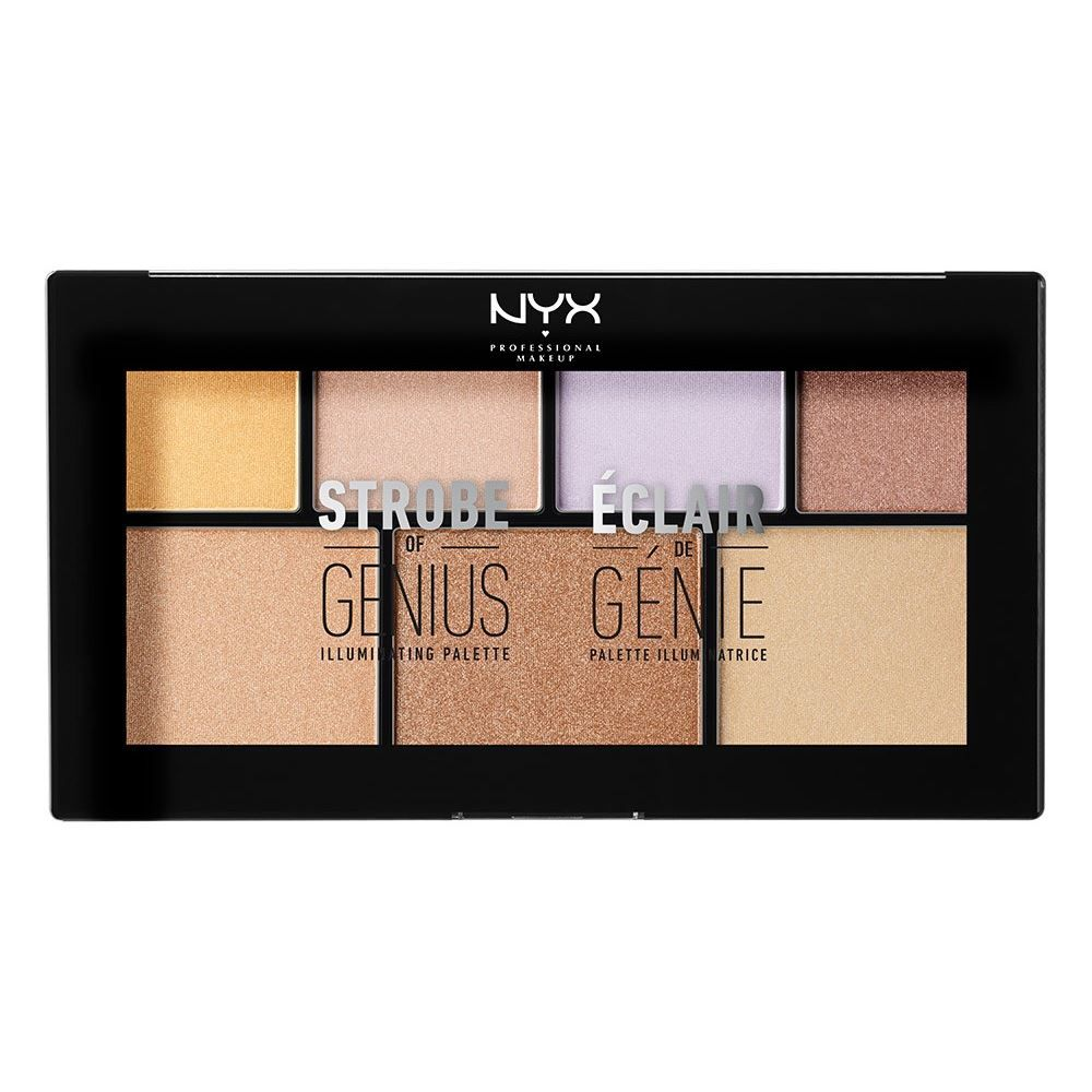 Strobe of Genius Illuminating Palette
