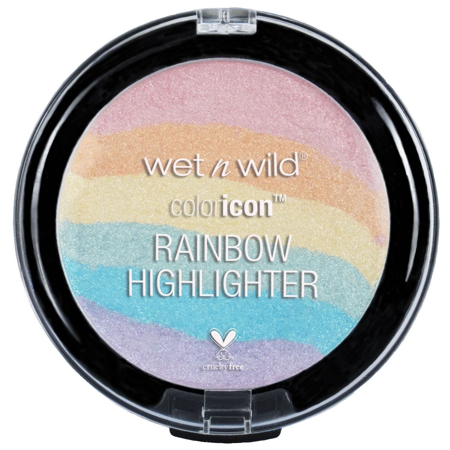 Color Icon Rainbow Highlighter -  Unicorn Glow