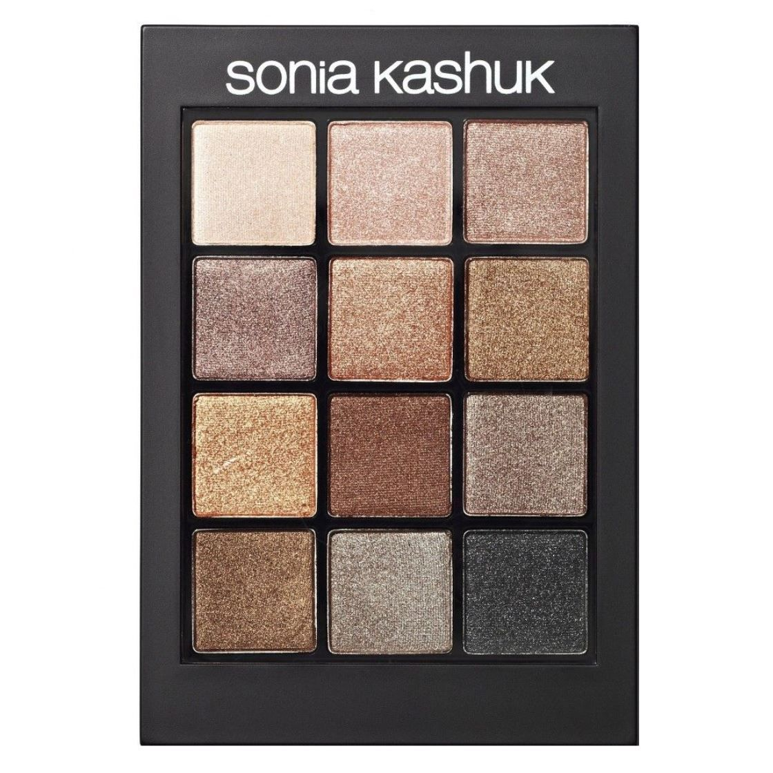 Eye Couture Eyeshadow Palette - Neutral Shimmer 3
