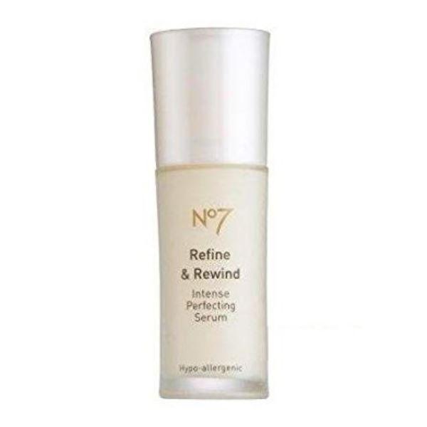 No7 Refine & Rewind Intense Perfecting Serum
