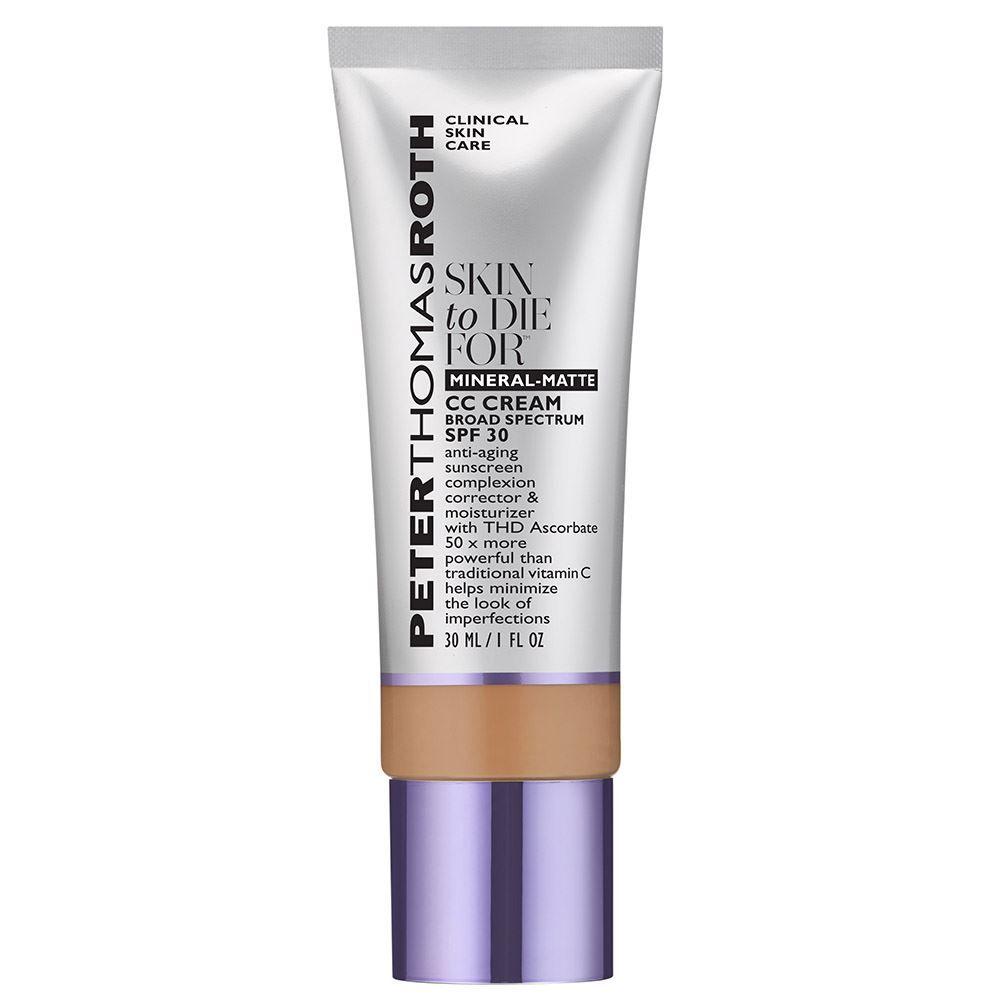 Skin to Die for Mineral Matte CC Cream  Broad Spectrum SPF 30