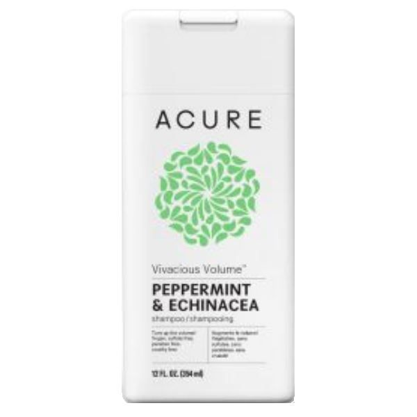 Acure Organics Vivacious Volume Shampoo With Peppermint