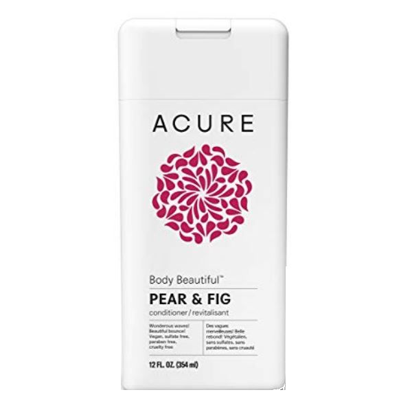 Acure Organics Body Beautiful PEAR & FIG Conditioner