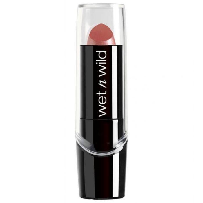 Silk Finish Lipstick - Dark Pink Frost