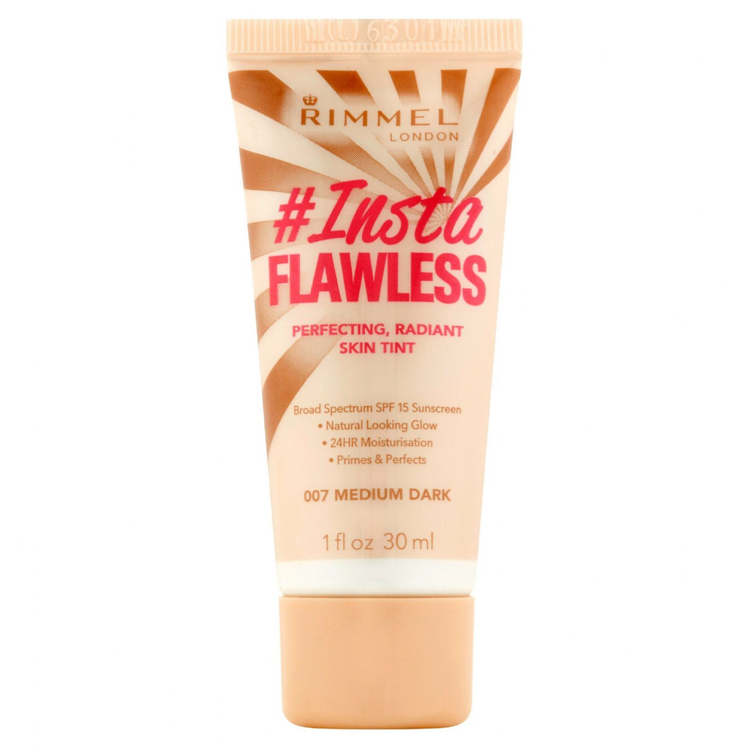 #Insta FLAWLESS Perfecting Radiant Skin Tint
