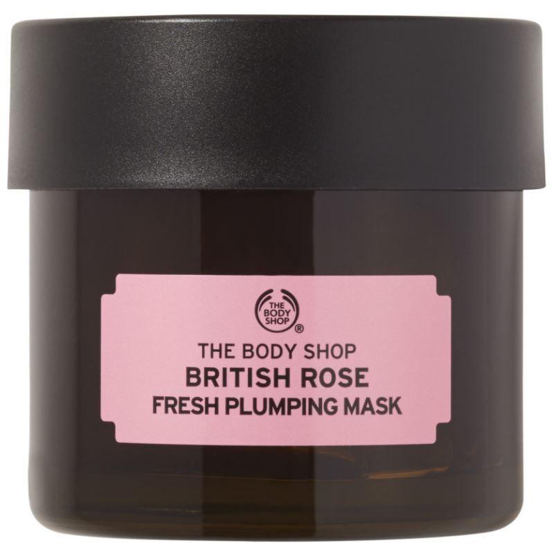 British Rose Fresh Plumping Mask