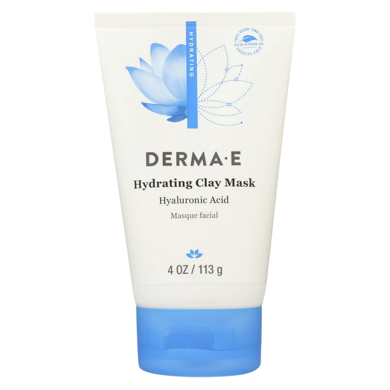 Hydrating Clay Mask with Hyaluronic Acid