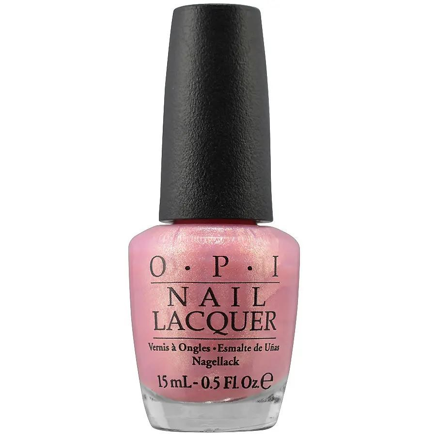OPI Nail Lacquer - Princesses Rule reviews, photos, ingredients ...