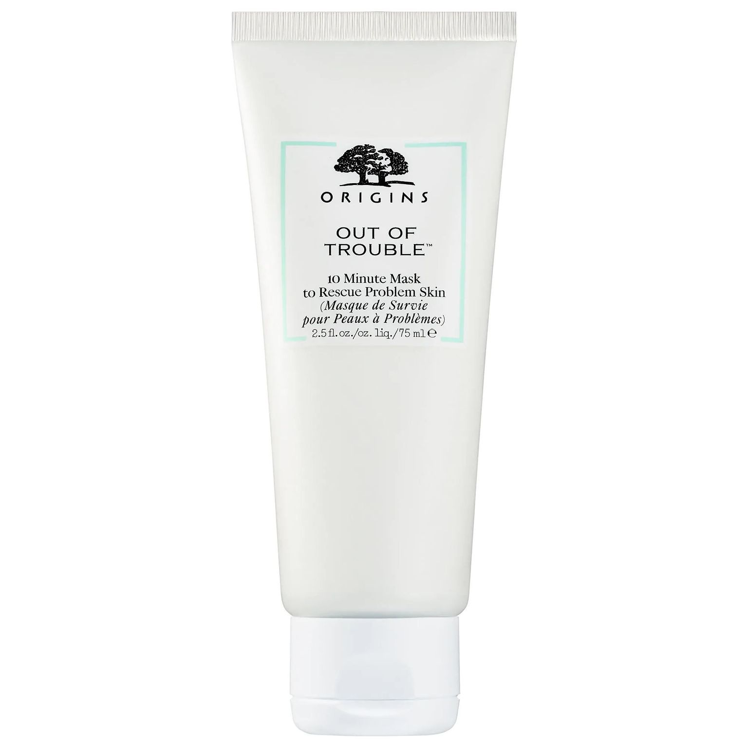 ORIGINS OUT OF TROUBLE™ 10 Minute Mask To Rescue Problem Skin reviews,  photos, ingredients - MakeupAlley