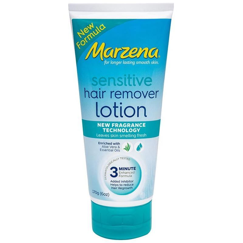 Marzena Sensitive Hair Remover Lotion Reviews Photos Ingredients
