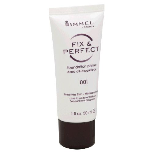 Rimmel Fix and Perfect Foundation Primer