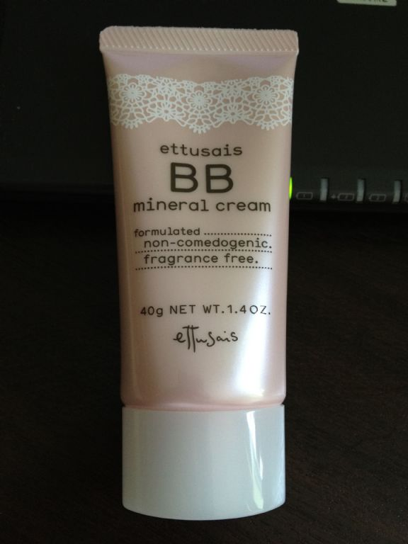 Ettusais Mineral BB Cream