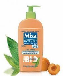 Lait corps nutritif protecteur Mixa Bio