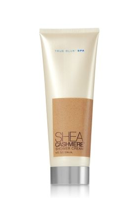 Bath and Body Works Shea Cashmere Shower Cream