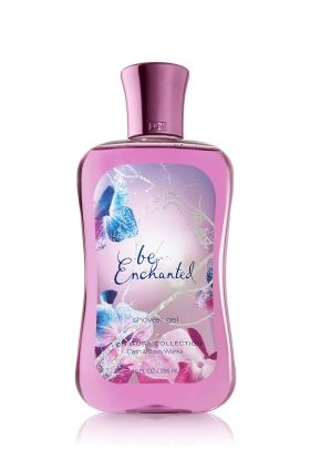 Bath and Body Works Be Enchanted Shower Gel