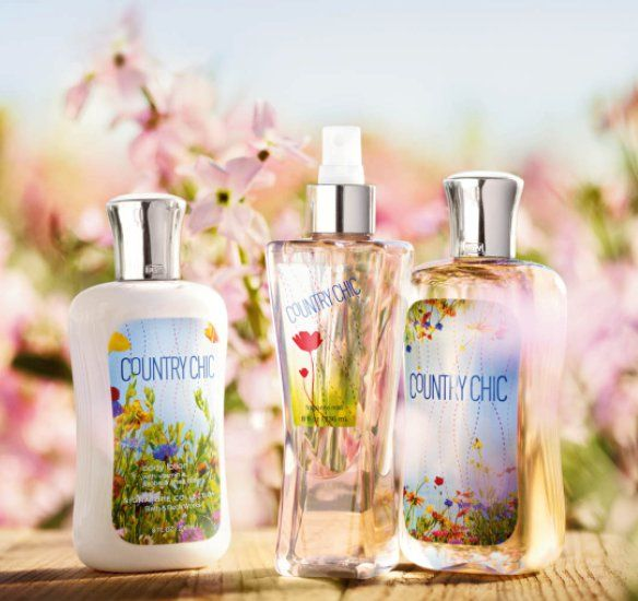 Bath Amp Body Works Country Chic Fine Fragrance Mist Reviews