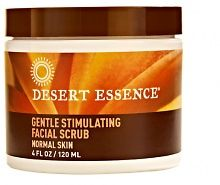 Desert Essence Gentle Stimulating Face Scrub