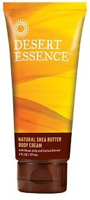 Desert Essence Shea Butter Body Cream