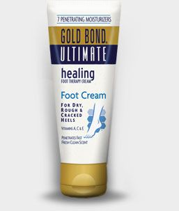 Gold Bond Ultimate-Healing Foot Cream