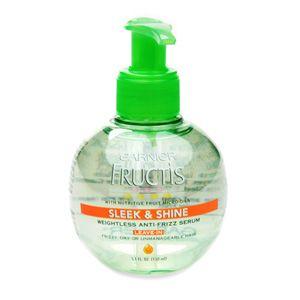 Garnier Fructis Force Anti-Frizz Serum, for dry rebellious hair