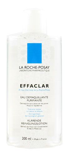 La Roche-Posay Effaclar Make-up Removing Purifying Water