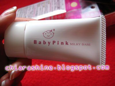 Baby Pink Milky Base