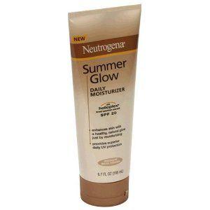 Neutrogena Summer Glow Daily Moisturizer