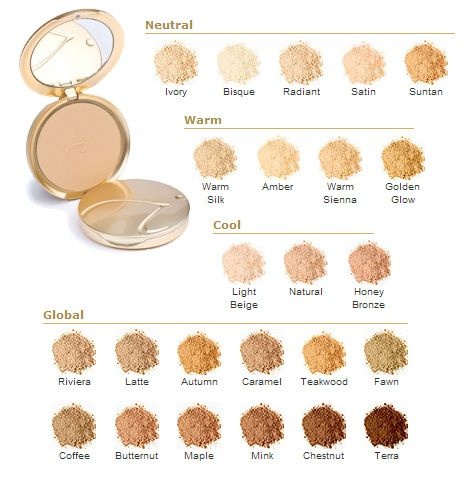 Jane Iredale Purepressed Base Mineral