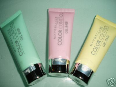 Maybelline Colour Control Gel Base
