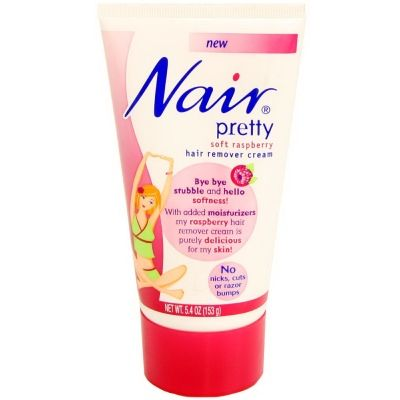 Nair Pretty Hair Remover Cream Soft Raspberry Reviews Photos