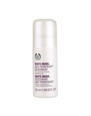 The Body Shop White Musk Anti-Perspirant Deodorant reviews, photo Sorted by Date Oldest first - Makeupalley