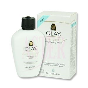 Olay White Radiance UV Natural Lightening Lotion reviews, photos - Makeupalley