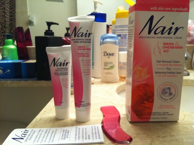 Nair Bikini Hair Removal Kit Reviews Photos Ingredients