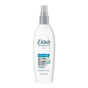 Dove Damage therapy daily moisture replenishing mist