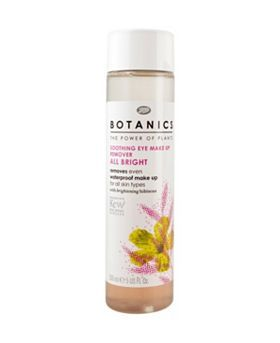 Boots  Botanics Soothing Eye Makeup Remover