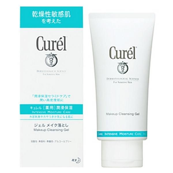 Curel Gel Makeup Remover