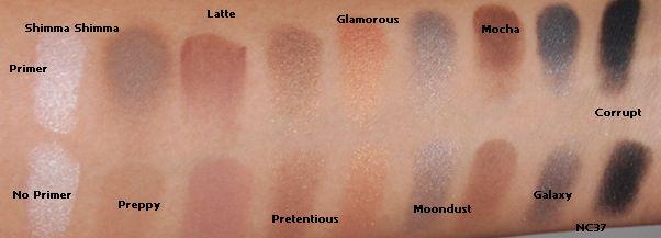Makeup Geek Eyeshadow All Reviews