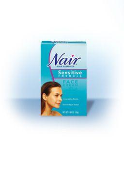 Nair Hair Removal Face Sensitive Formula Reviews Photos