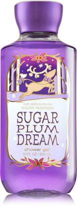 Bath and Body Works Sugar Plum Dream Shower Gel