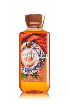 Bath And Body Works Cup Of Warmth Shower Gel