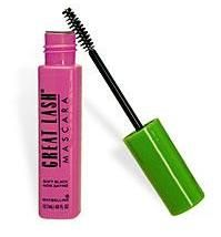 Maybelline Great Lash mascara in brown/black