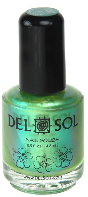 Del Sol-Color Changing Nail Polish