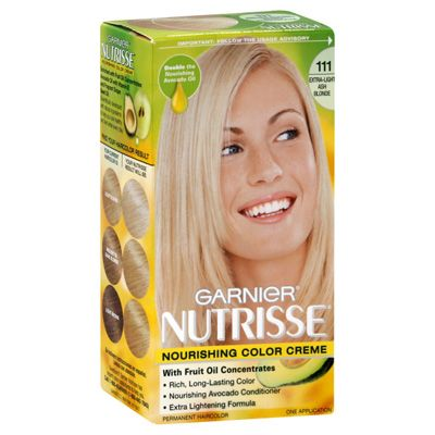 Garnier Nutresse #111 White Chocolate
