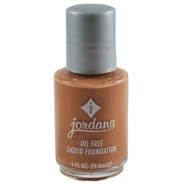 Jordana Oil Free Liquid Foundation