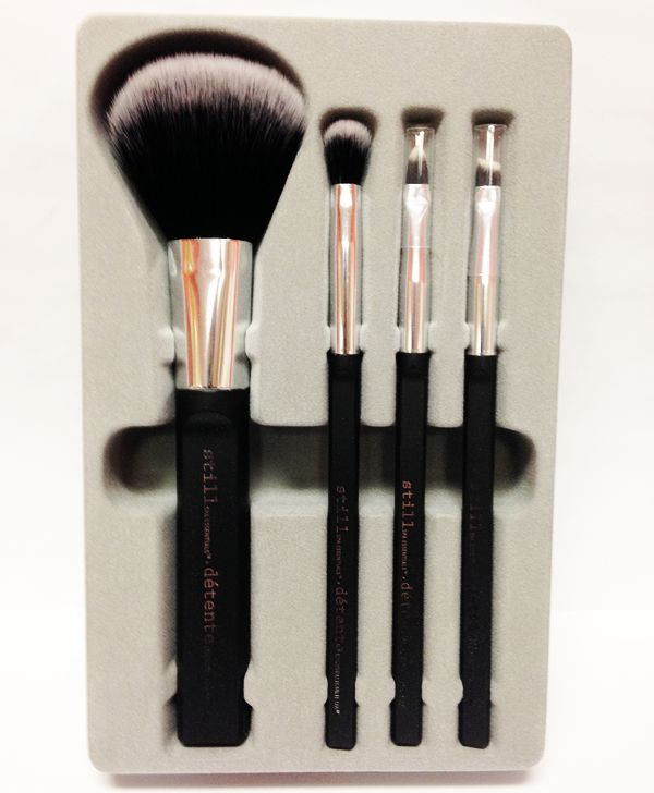 Spa Resource Makeup Brushes