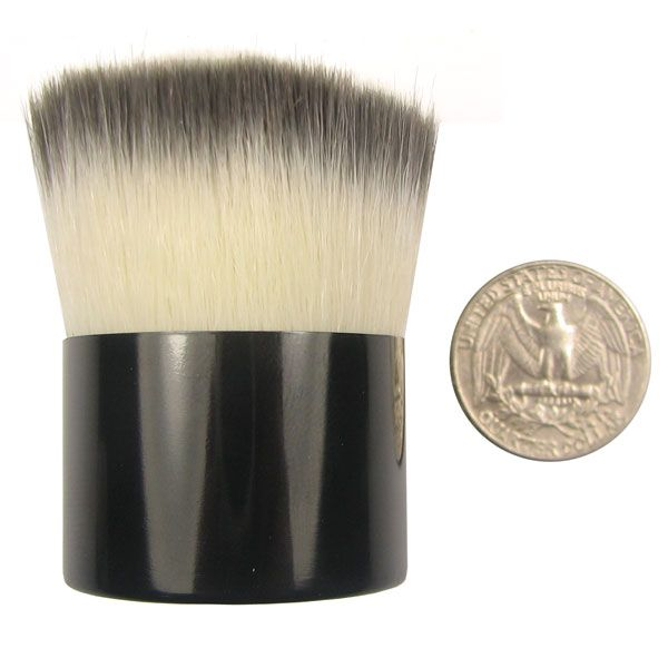 Coastal Scents Synthetic Wide Buffer Brush