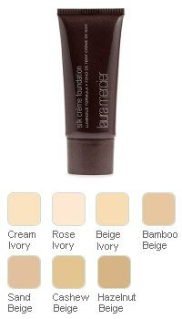 Laura Mercier Silk Creme Foundation [DISCONTINUED]