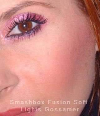 Smashbox Fusion Soft Lights - Gossamer