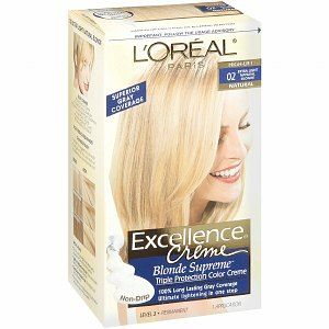 L'Oreal Excellence Creme Blonde Supreme in Extra Light Natural Blonde