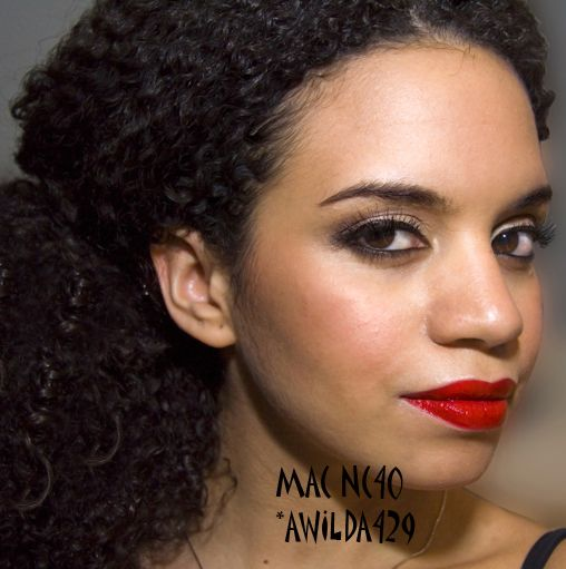Image Result For Cherry Red Lipsticka